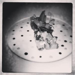 hotel-la-villa-calvi-table-de-bastien-marbré-foie-gras