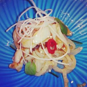méduse et couteaux marinés - Shang Palace