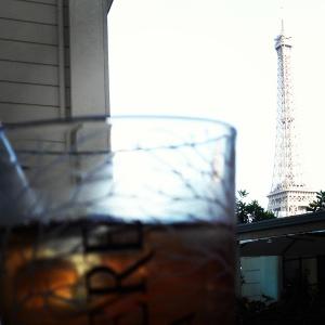 Shangri-La Paris terrace belvedere