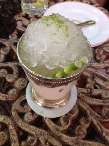 Maison Première Brooklyn cocktail