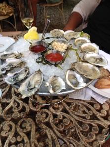 Maison Première Brooklyn oysters