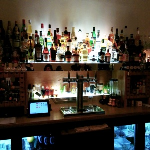 Copper bay Paris cocktail bar - 1