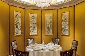 Restaurant Shang Palace 2 Shangri-La Hotel Paris - Credit Fabrice Rambert