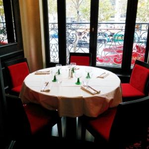 salon brasserie l'Alsace Champs ELysées