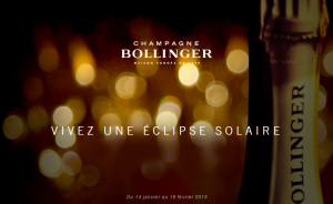 bollinger éclipse