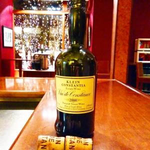 Klein Constantia, vin de Constance 2000