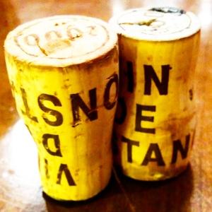 bouchons vin de Constance Klein Constantia