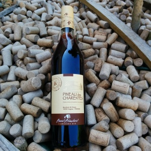 Pineau des Charentes rouge Brard Blanchard