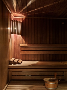 Deep Nature - I Spa Paris MD - Sauna -® Ludovic Di Orio