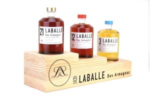 trio bas-armagnac Laballe
