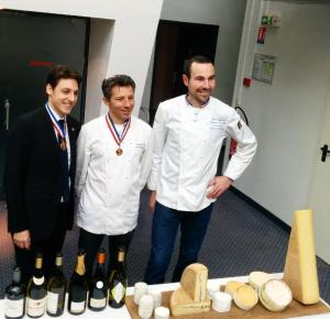 La Percée du vin jaune Lons le Saunier 2016 MOF du Jura