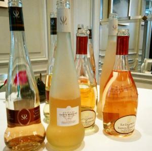Château Sainte roseline 2015
